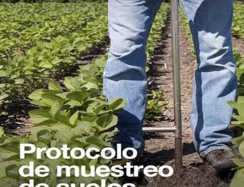 Protocolo para muestreo de suelos
