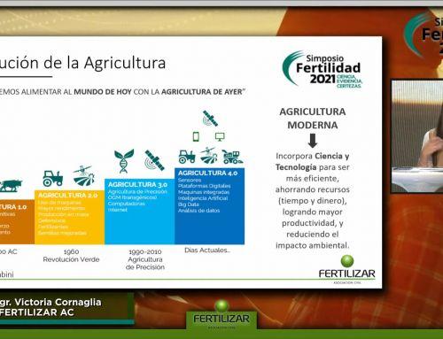 Ciencia y tecnología para una nutrición sustentable de cultivos
